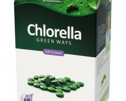 Chlorella GreenWays